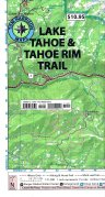 Lake Tahoe and Tahoe Rim Trail