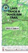 Lake Tahoe and Tahoe Rim Trail