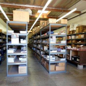Warehouse-interior