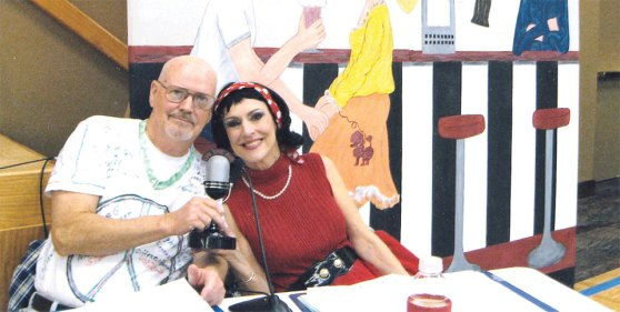 Norm Littrell & Pat Thomas