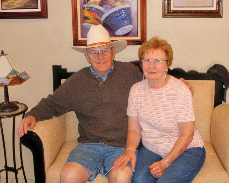 Tommy and Velda Keiper