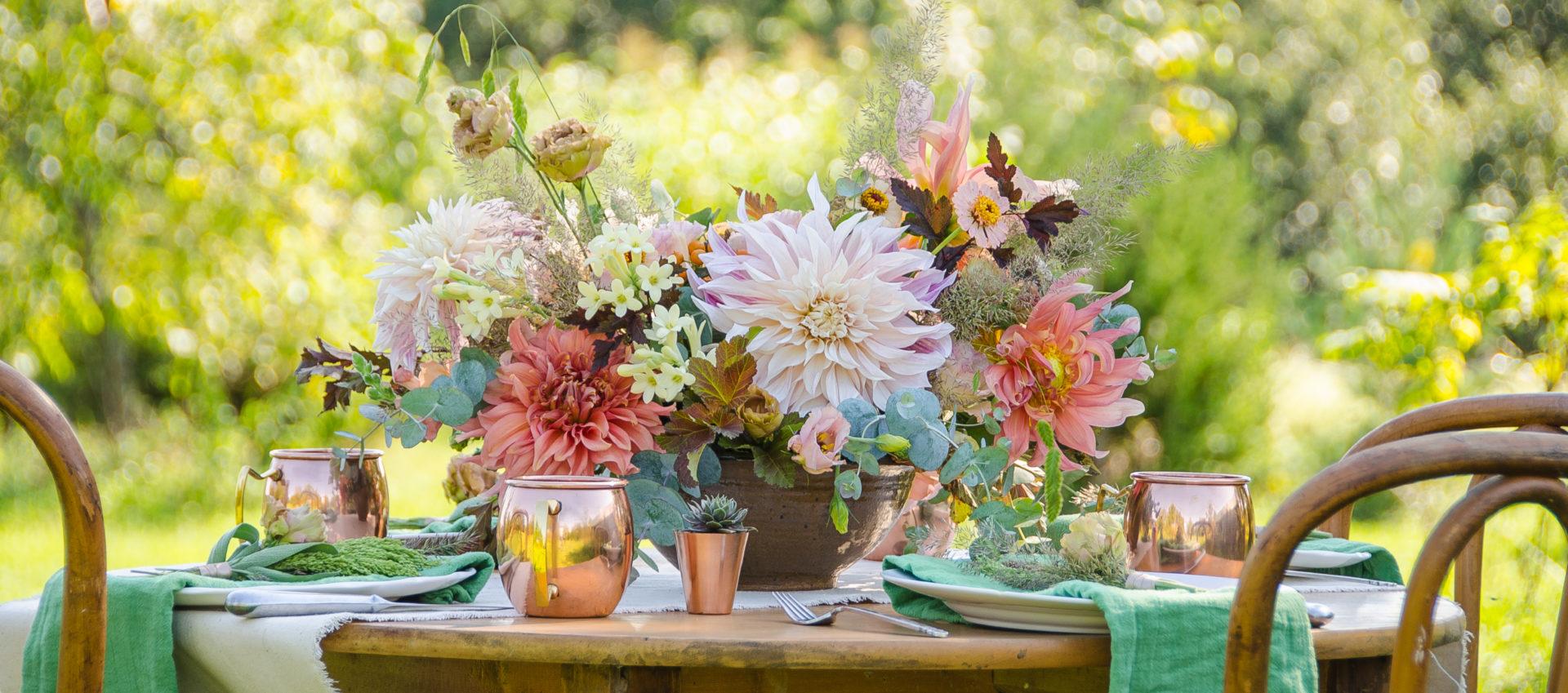 Sunborn Gardens-Unique, Nature Inspired Florals