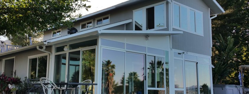 patio enclosure supplier riverside ca