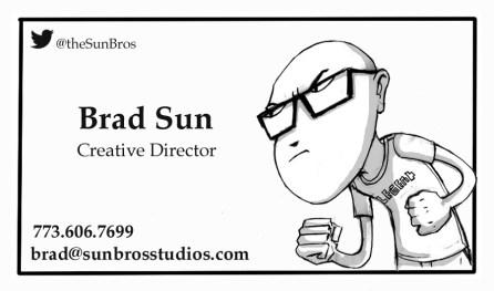 brad card