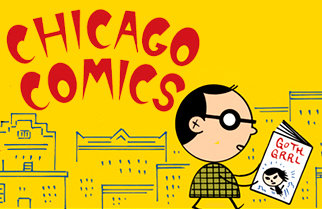 Chicago Comics Logo