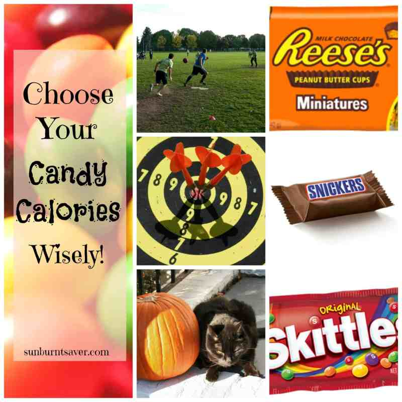 Choose Your Candy Calories Wisely!