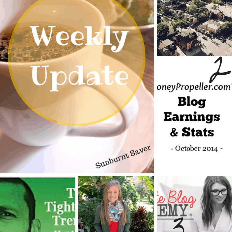 Weekly Update and Link Love