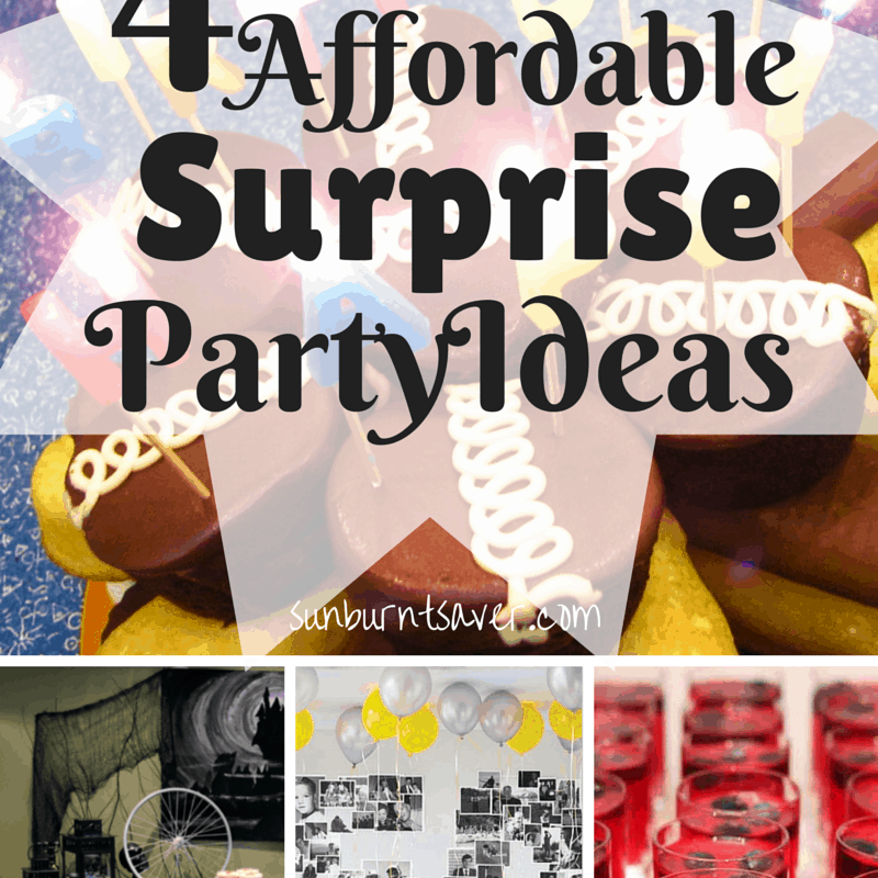 4 Steps to Throwing a Fantastic, Affordable Surprise Party