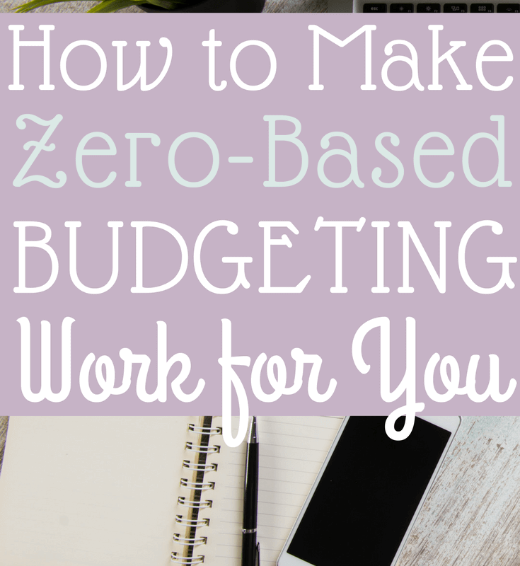 How to Make Zero-Based Budgeting Work for You