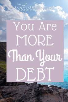 You're More Than Your Debt