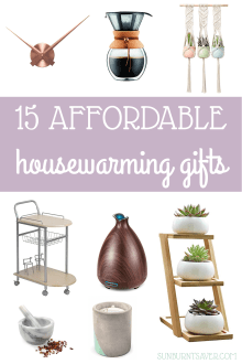 Affordable and cute housewarming gifts for friends
