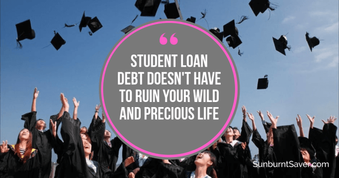 Should you get your master's degree? It could put you in a lot of debt - and what does it actually get you? How to pursue #highereducation without sacrificing your future.