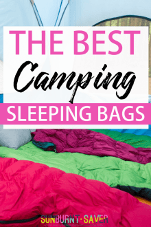 Beginner's Guide to Camping: The Best Sleeping Bags