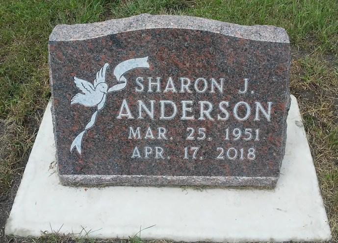 Anderson, Sharon