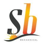 Sunburst Mechanical Square Logo