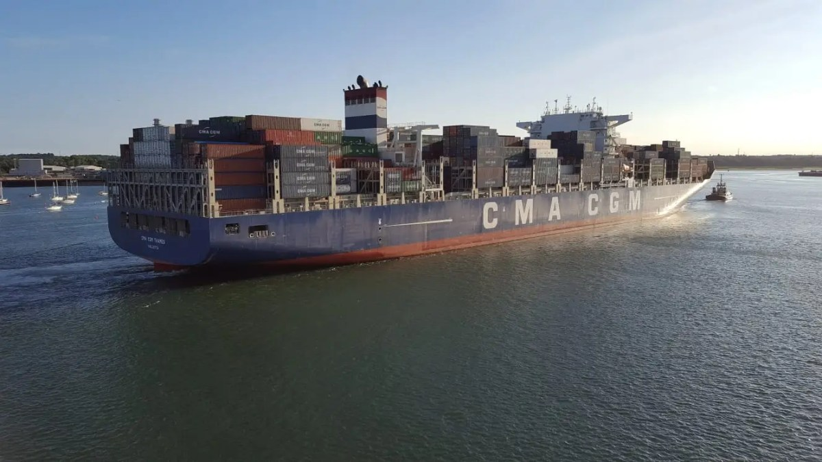 CMA Introduce Port Congestion Surcharge at ALL UK ports for both Imports and Exports