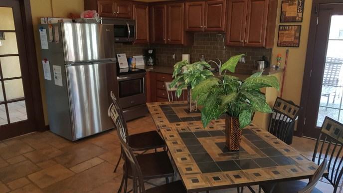 Sun Canyon Rec Center Kitchen