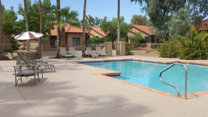 Sun Canyon Swimming Pool