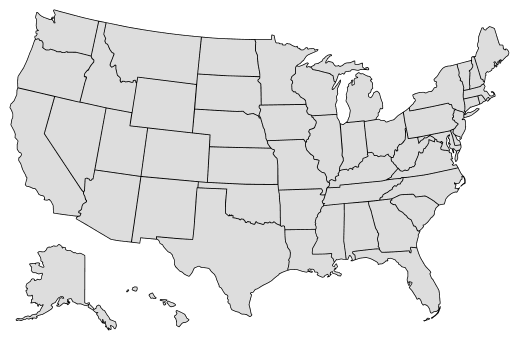 31/01/2019· outline map of the united states with states. Printable Us Maps With States Outlines Of America United States Patterns Monograms Stencils Diy Projects