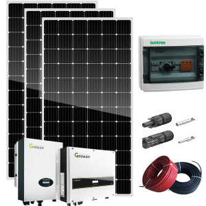 10kW ongrid system