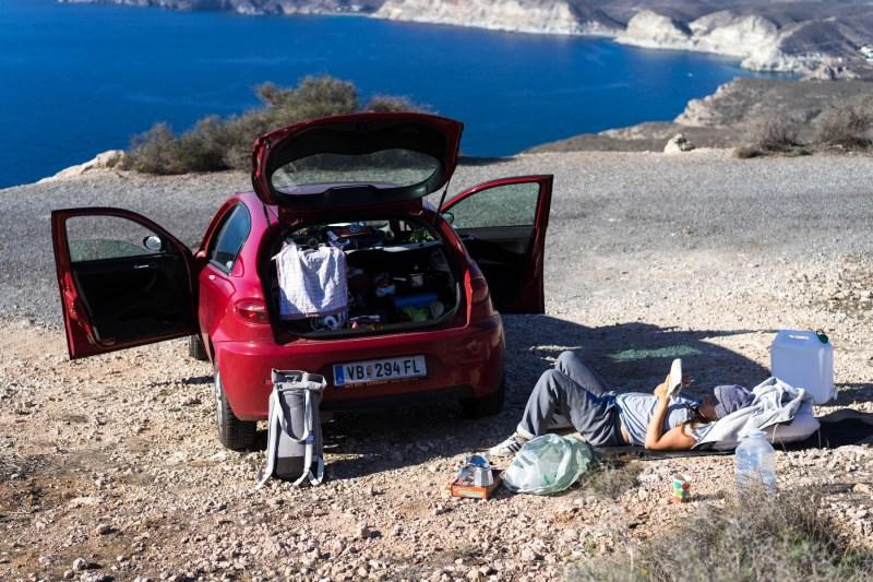 Vanlife, Campervan, Camping, Travel
