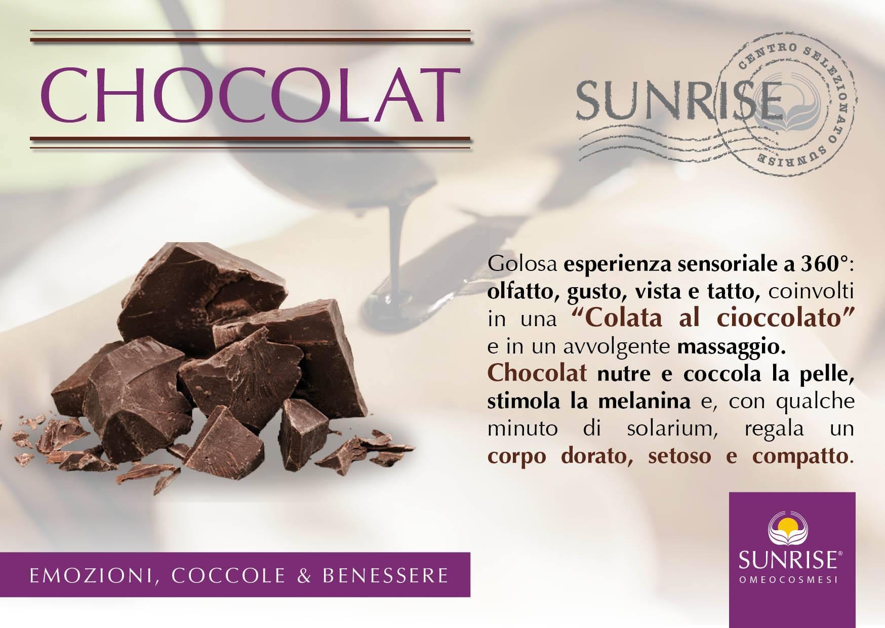 spiegazione cioccolata