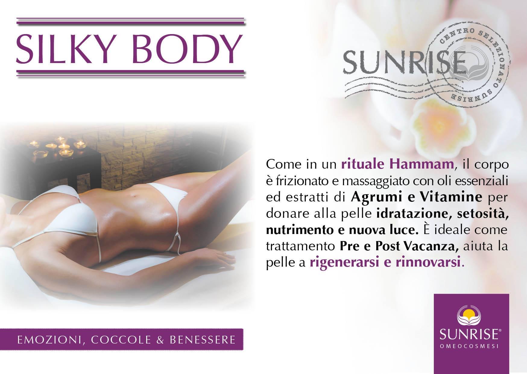 spiegazione silky body