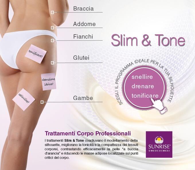 trattamento slim and tone