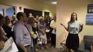 SunCloud Health Outpatient Treatment Center - Substance Abuse, Drug Addiction, Eating Disorder, Dr Kim Dennis, SunCloud Health, welcoming visitors