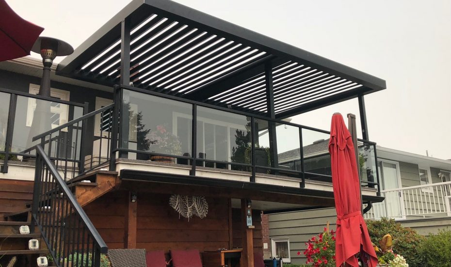 louvered roof suncoast enclosures