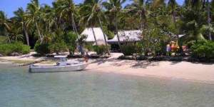 Macdonald's Nananu Beach Cottages