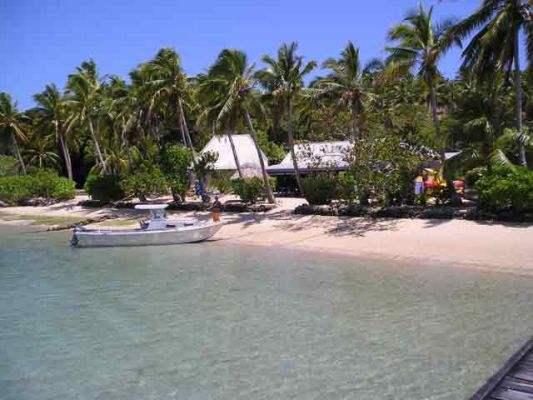 Macdonald's Nananu Beach Cottages