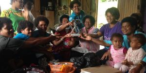 Talanoa Treks wins ANZ Fiji Excellence in Tourism Award 2015