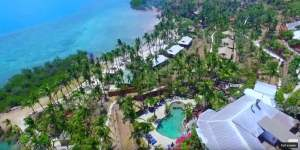 Wananavu Beach Resort, a slice of paradise