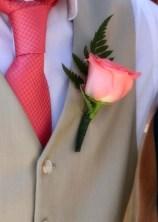coral groom