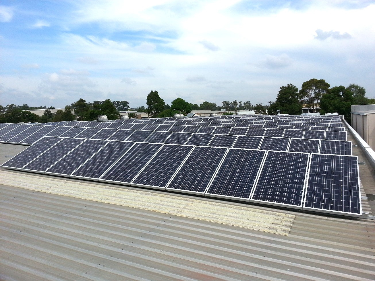 Commercial Solar Power Solutions Sun Connect Panel Wiring Spiess Nsw