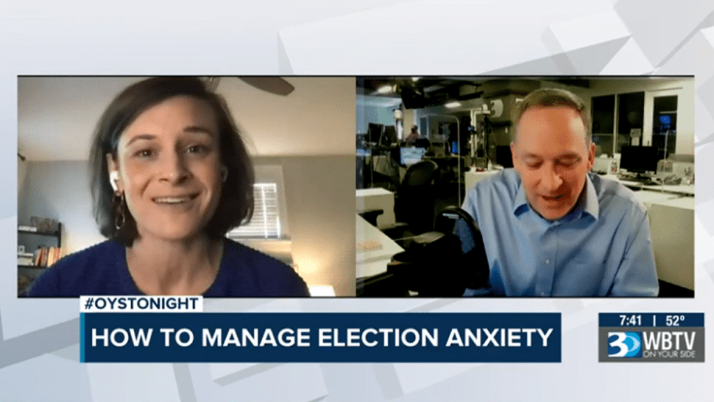 Sun Counseling and Wellness Election Anxiety
