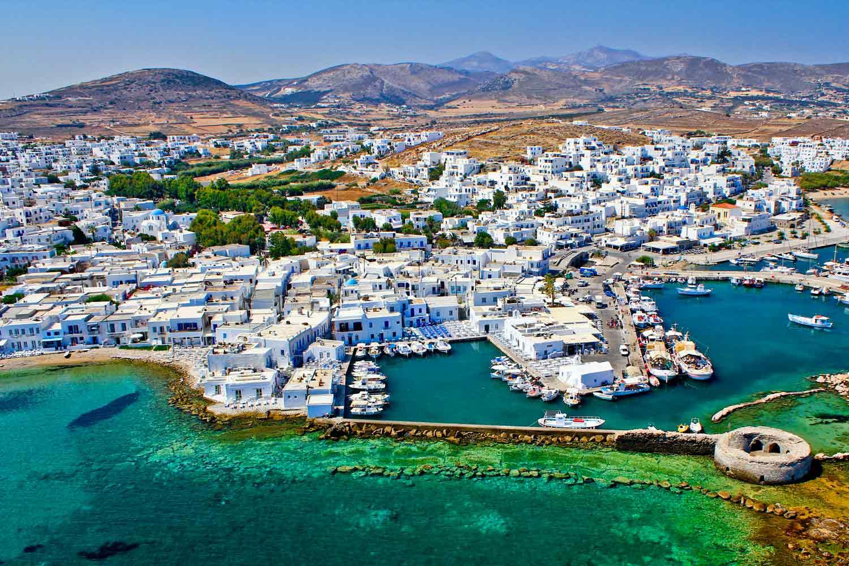Paros Luxury Vacations Paros Cruise Suncruise