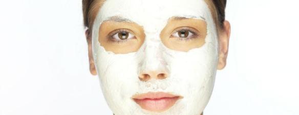 Naturlig ansigtsmaske