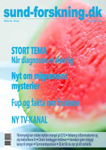 sund-forskning forside sommer 2014