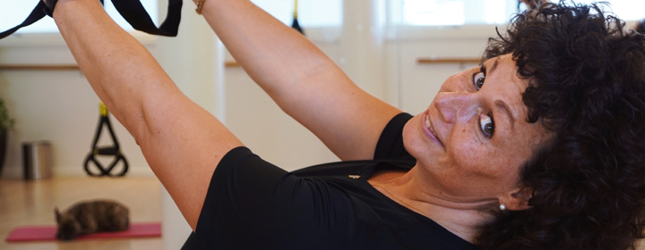Fra autoimmun sygdom, 140 kilo overvægt - til en sprudlende og ufanatisk sportskvinde