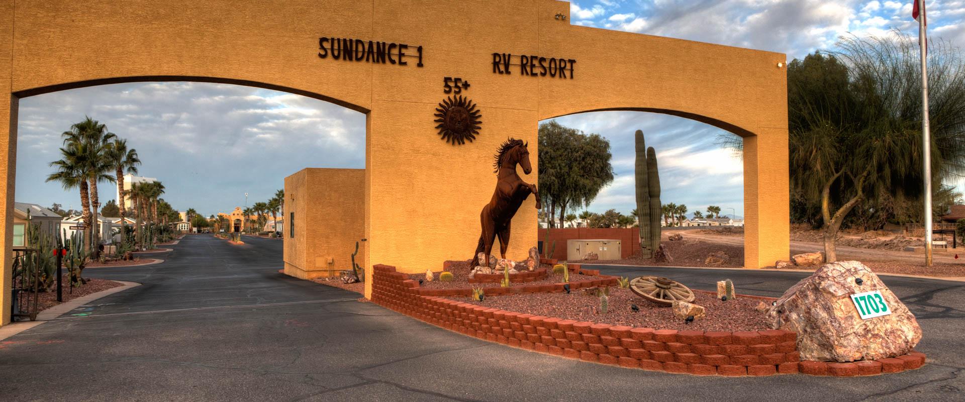 Casa Grande RV Resort Arizona RV Park