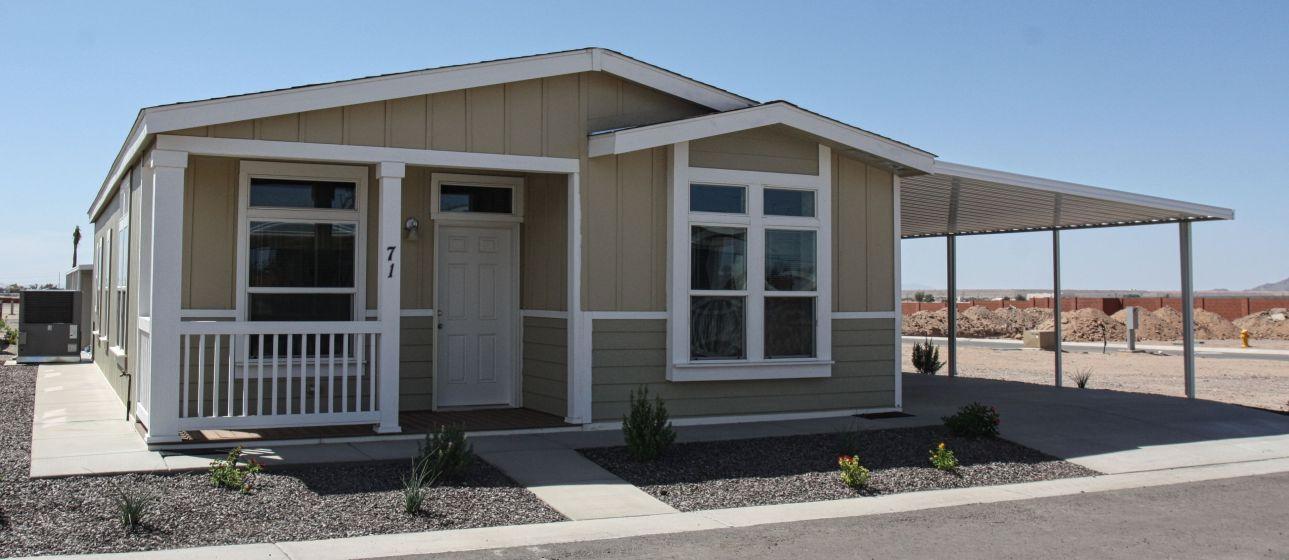 55+ ARIZONA RESORT HOMES FOR SALE