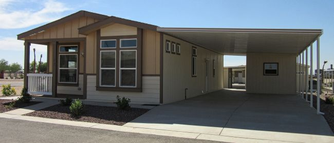 AZ 55+ RESORT HOMES FOR SALE