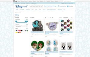 Disney website buy disney pins online on the disney website sundance vacations guide to pin trading