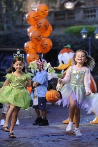 Get ready for a fantastic time at Disney World this October, November or December 2016! (Kent Phillips, photographer, courtesy of Disney World)