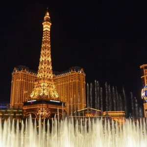 Celebrate New Year's in Las Vegas