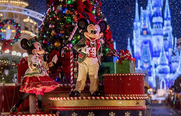 Holiday Season at Walt Disney World Florida