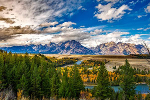 Sundance Vacations grand teton
