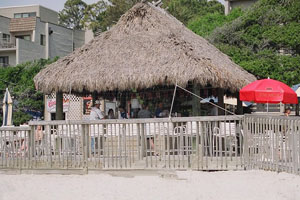 Sundance Vacations Hilton Head Tiki Hut